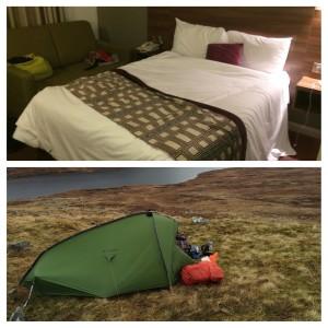 Business Accommodation vs. Pleasure Accommodation