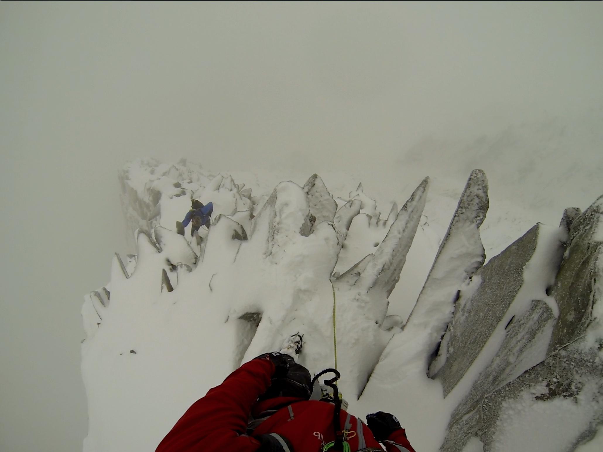 More fun climbing.