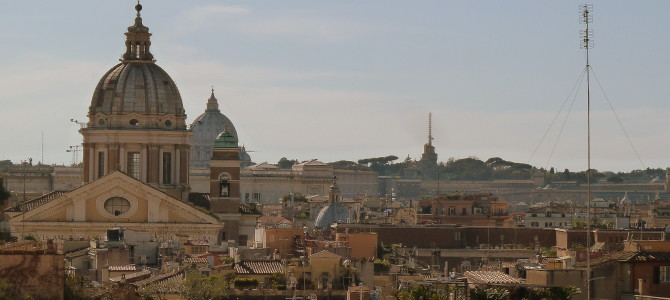 Rome Alone – a solo trip sightseeing and running in Italy's capital
