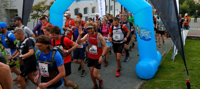 Lakes Sky Ultra – Race Day