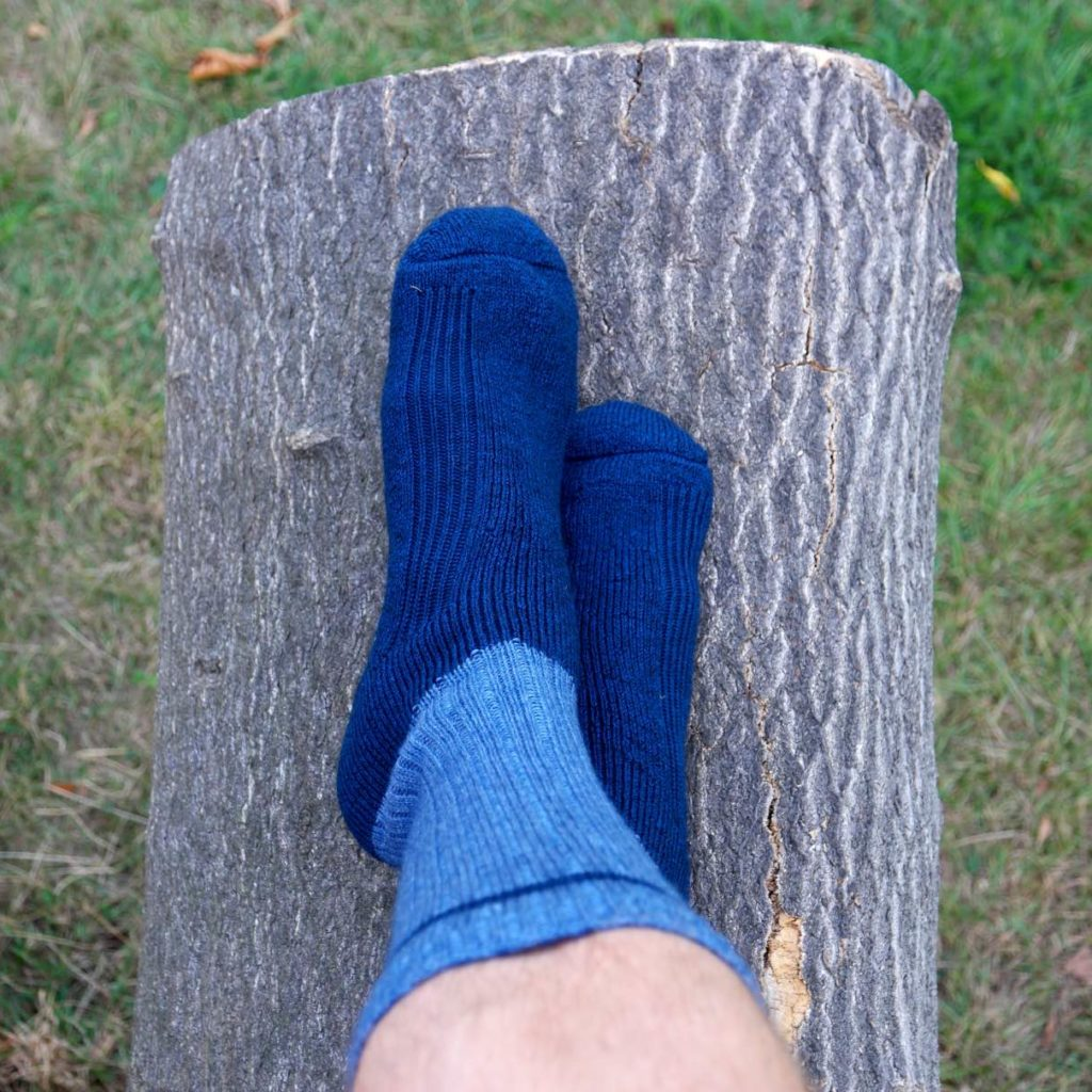 The HJ Explorer Softtop socks.