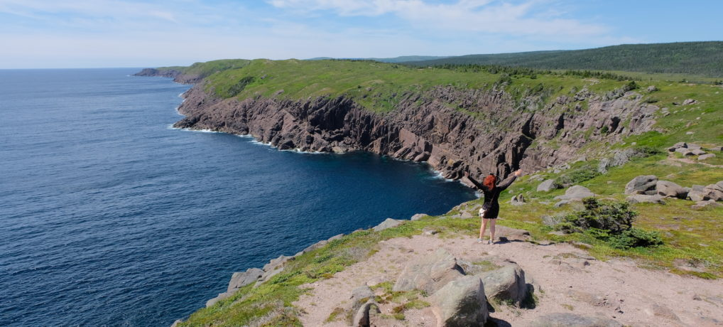 Exploring Newfoundland