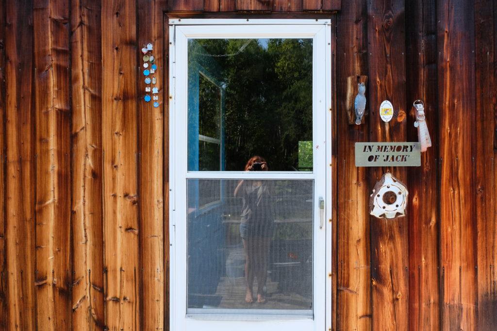Karin's door