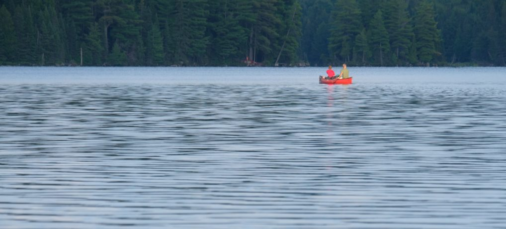 Canoe Camping in Algonquin Park