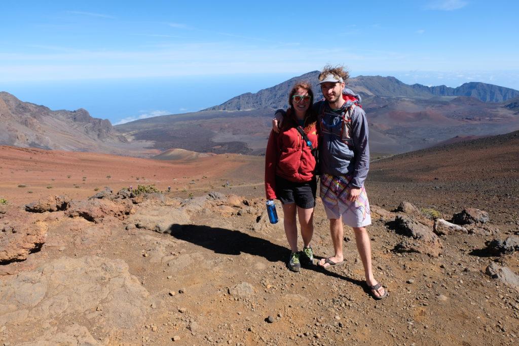 Visiting Maui's volcanoes
