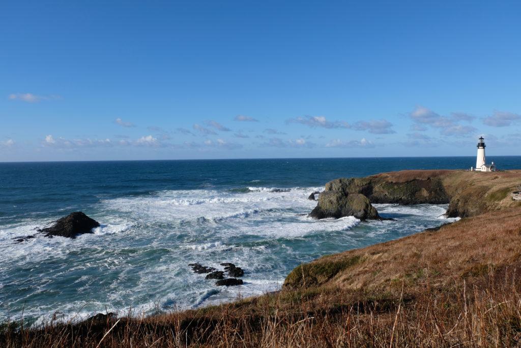 Visiting the stunning Oregon Coast...